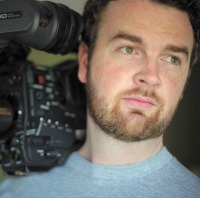 Peter Richardson - filmmaker and FTT alum - headshot