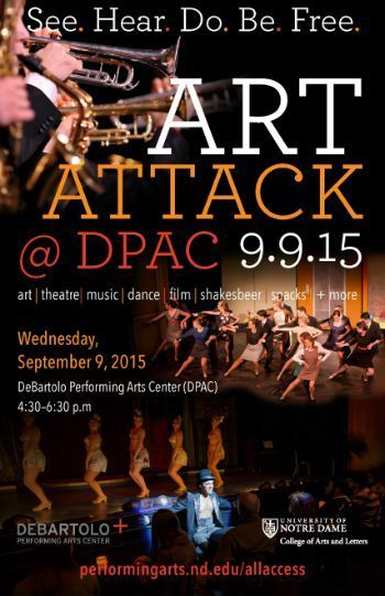 Art Attack flyer 2015