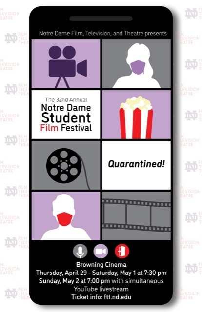 ND Student Film Festival 2021 image